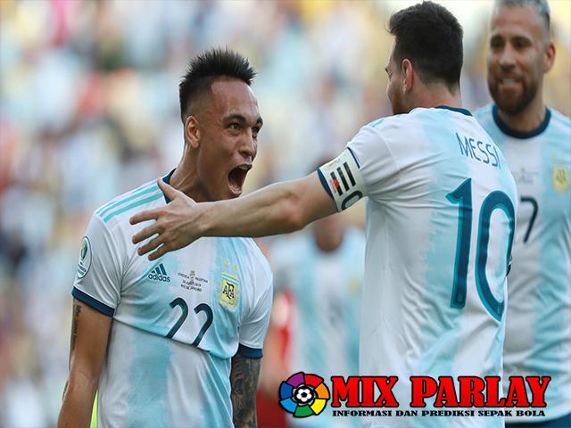 Kalau Memang Messi Ingin Bermain Bersama Martinez, Maka Ia Harus Pergi Ke Inter