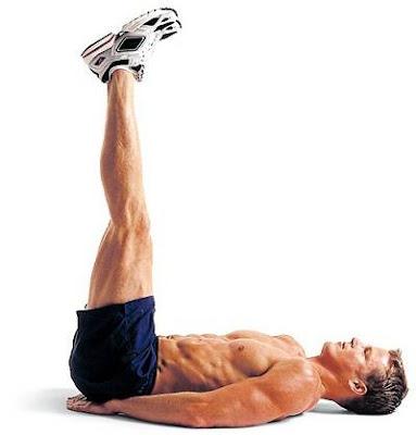 ejercicios abdominales bajos