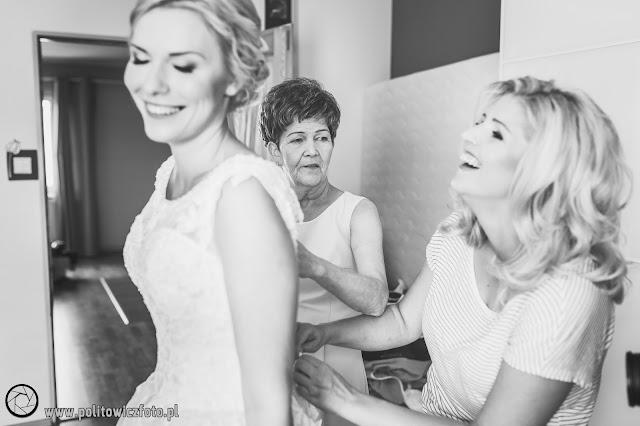 fotografia ślubna Wejherowo przygotowania