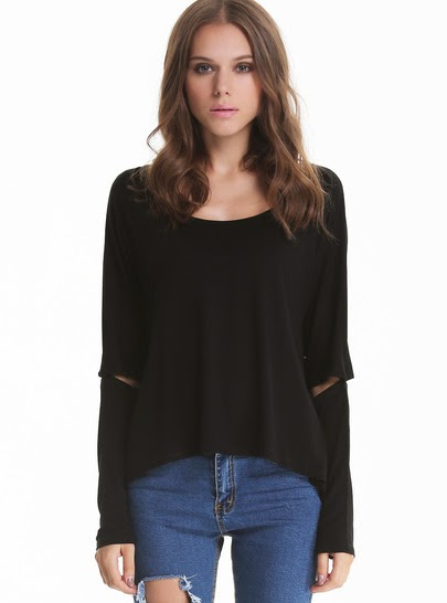 http://www.sheinside.com/Black-Split-Sleeve-Loose-T-shirt-p-180242-cat-1738.html?aff_id=2525