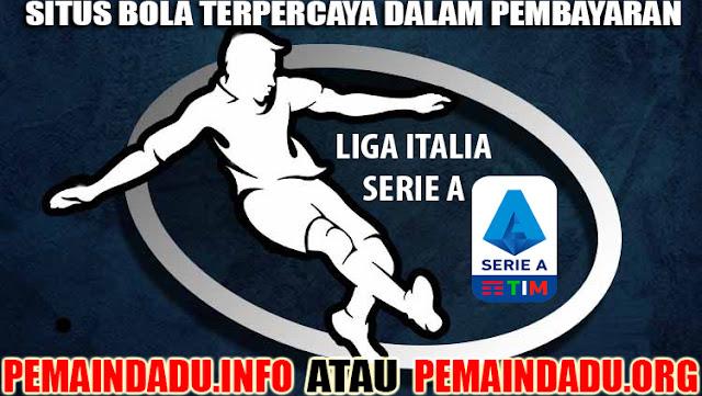 Daftar Pertandingan Liga Italia Serie A Pekan Ke 29
