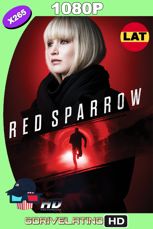 Operación Red Sparrow (2018) BDRip 1080p H265 10Bits Latino-Ingles MKV
