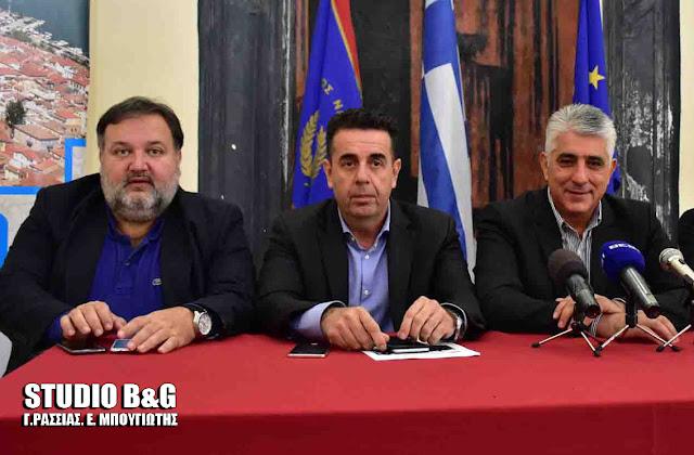 Κωστούρος, Χειβιδόπουλος και Καφαντάρης: H λέξη υποτέλεια δεν υπάρχει στο λεξιλόγιο μας (βίντεο)