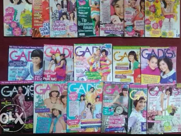 Majalah Yang Jadi Panutan Remaja Generasi 90an