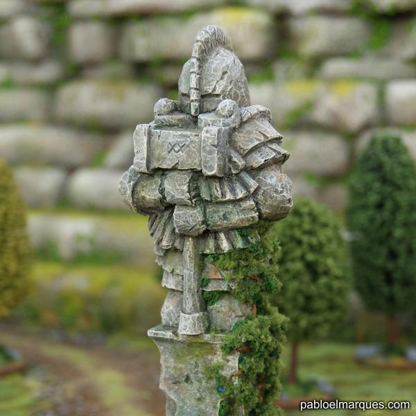 Estatua Enana