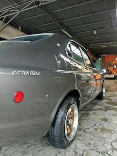 Dijual Mobil Klasik Retro DATSUN 160J