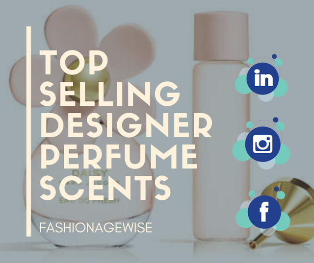 TOP SELLING DESIGNER PERFUME SCENTS