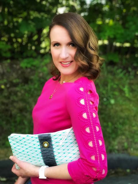 Laura Lynn Michaud Savvi Fashion Stylist