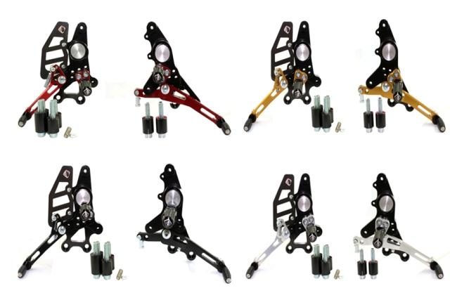 Ducabike Special Moto Parts: NUOVE PEDANE HYPERMOTARD