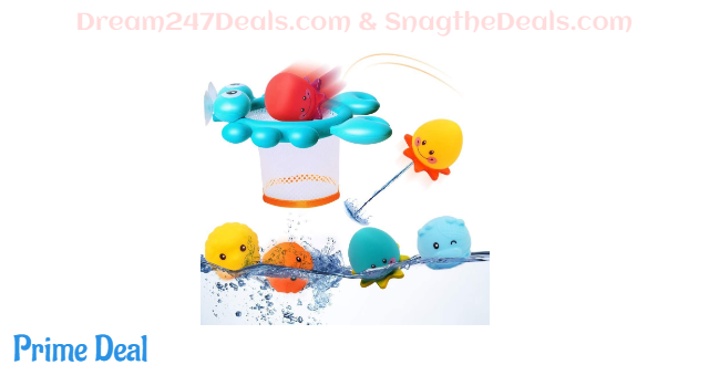 40% off Baby Bath Toys for Toddler