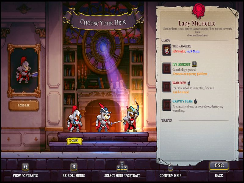 Rogue Legacy 2 Highly Compressed Free Download