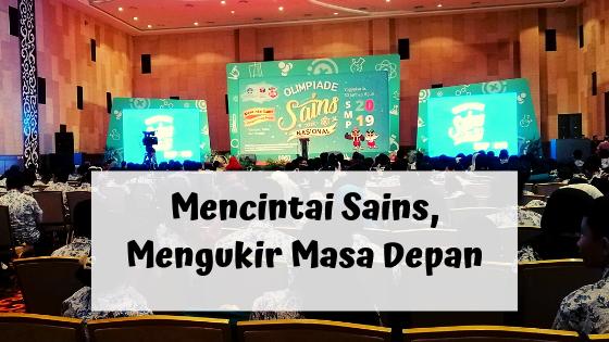 OSN 2019 Yogyakarta