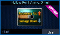 Hollow Point Ammo