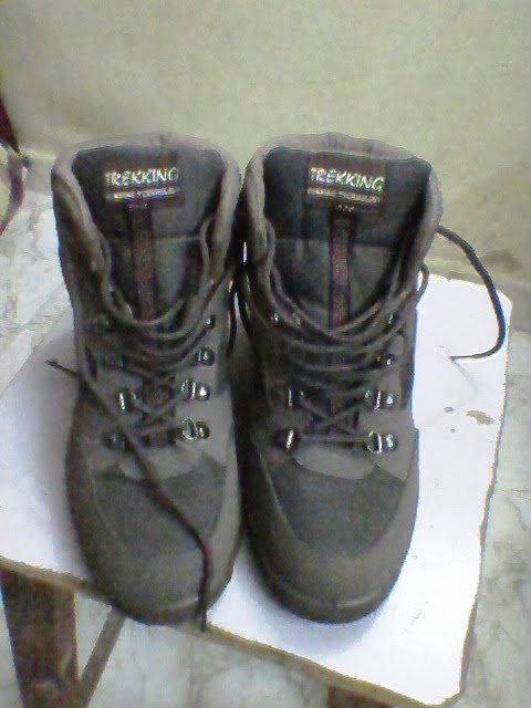 f7333f96d8e8 And thus I after-all bought these shoes of High Ankle type and used them  for 2-3 days in regular use to make them ready for treks.