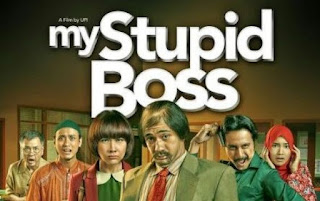 Film Indonesia My Stupid Boss (2016) Full Movie