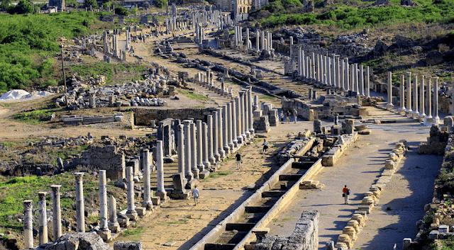 مدينة بيرج الأثرية