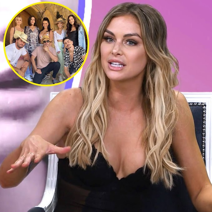 """Lala Kent Says 'Vanderpump Rules' Fans Will Be 'Surprised' By How Cast Exits Are Handled In Upcoming New Season; Says Season 9 Is """"Authentic AF"""" And """"Very Interesting"""""""