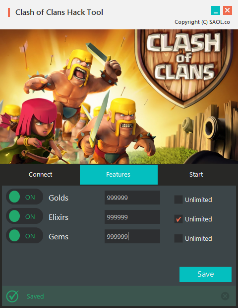 Clash Of Clans Hack Gemmes Mobile Android 2015