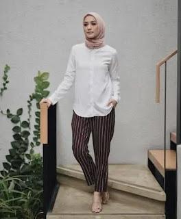 Pakaian Melamar Kerja Wanita Hijab