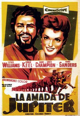 La amada de Júpiter (1954) Descargar y ver Online Gratis