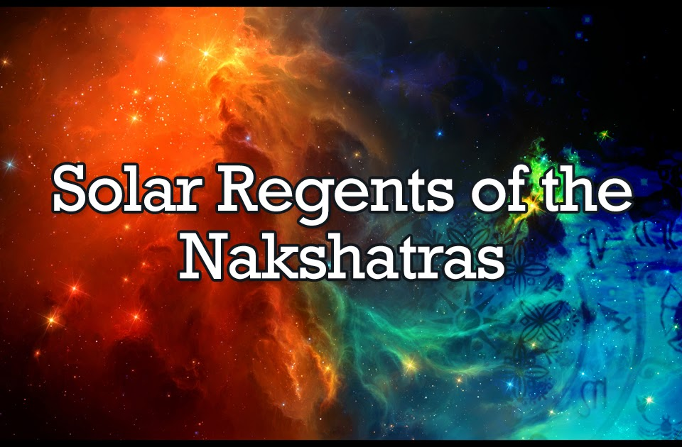 Good Nakshatras For Conception 2019