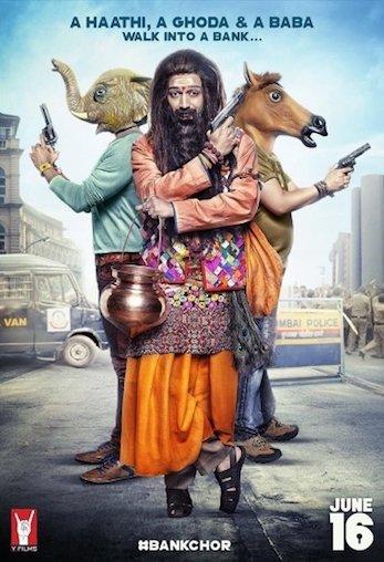 Bank Chor 2017 Hindi Movie Download