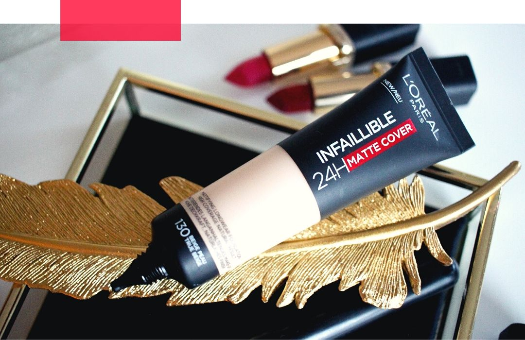 Loreal-paris-Infaillible-24H-Matte-Cover-Foundation-Review