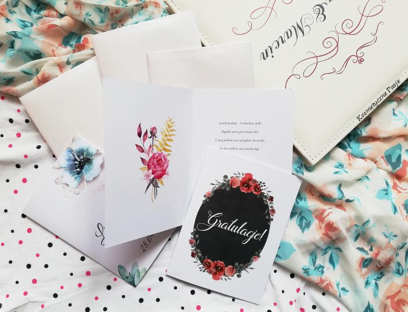 najładniejsza kartka na ślub