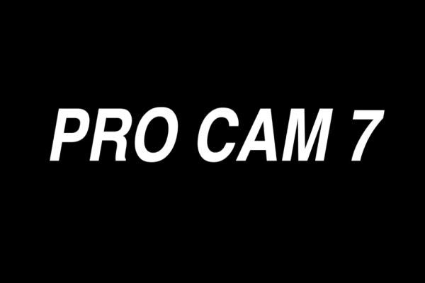 تحميل برنامج بروكام ProCam iPhone