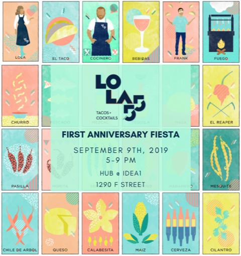 0c79fd5bc5bb2 SanDiegoVille: San Diego's LOLA 55 To Host One Year Anniversary Taco ...
