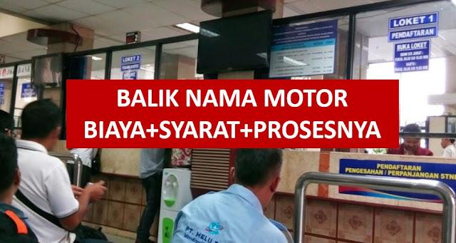 BALIK NAMA MOTOR