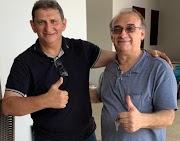 Dr. Lenoílson e sua esposa Waldirene declaram apoio a Dr. Humberto