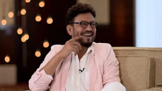 Irrfan Khan smiling video shared by acadamy awards
