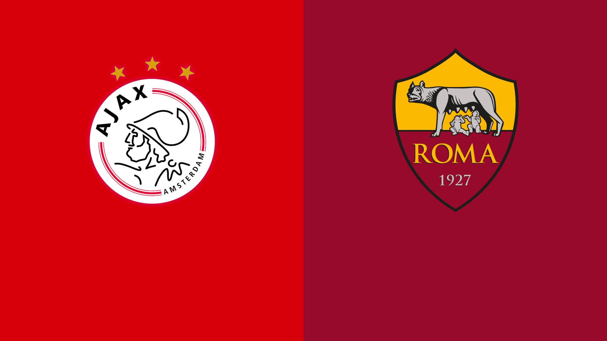 بث مباشر مباراة روما واياكس