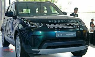 Thân xe Discovery