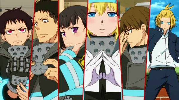 Fire Force Anime