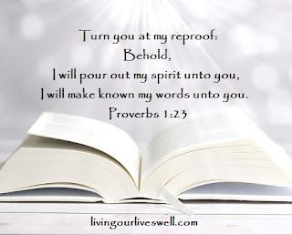 Proverbs 1:23