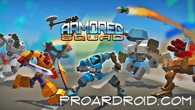 لعبة Armored Squad: Mechs vs Robots v1.6.9 كاملة للاندرويد (اخر اصدار) logo