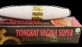 Image Tongkat empot empot super keset dan wangi