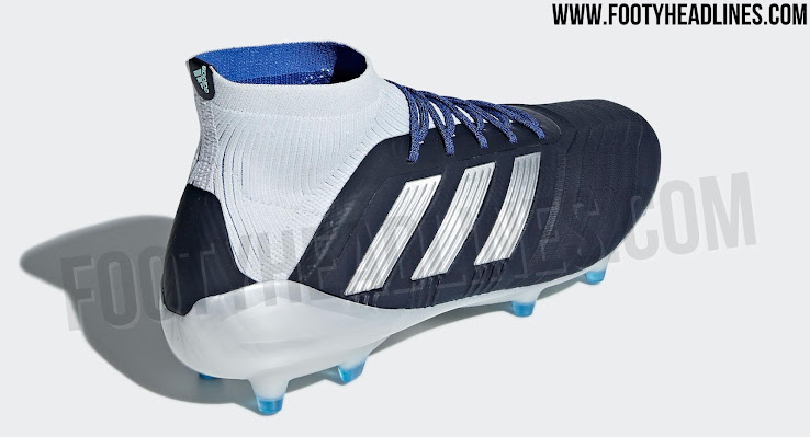 new products 78bb3 0ddaf Unique Navy   Off-White Adidas Predator 18 2018-2019 Women s Boots Leaked