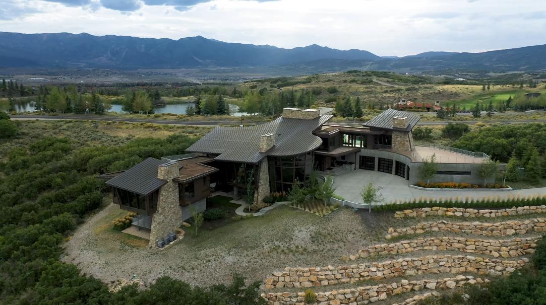 38 Photos vs. 8544 N Promontory Ranch Rd, Park City, UT Interior Design Ultra Luxury Mansion Tour