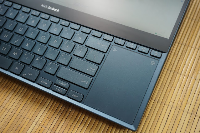 touch pad laptop asus