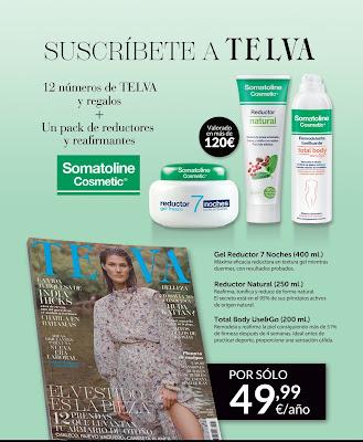Suscripción Revista Telva agosto 2020 revistas mujer noticias moda y belleza