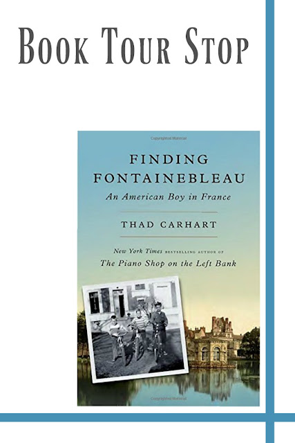 Finding Fontainebleau, An American Boy in France | Book Tour