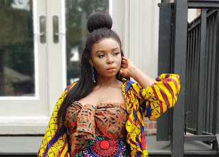 [GIST] 'A Lot Of Online Glory' – Yemi Alade Prays For More Wins (Photo)