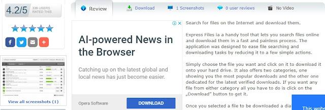 تنزيل برنامج express files للانرويد لسهولة البحث عن الملفات والصور