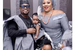 Meet Okon Beautiful Wife And Kids You May Love To See