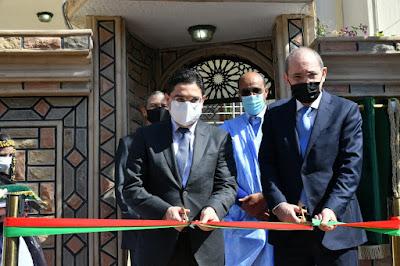 L'ouverture d'un consulat à Laâyoune, une manifestation supplémentaire de la solidarité constante de la Jordanie avec le Maroc