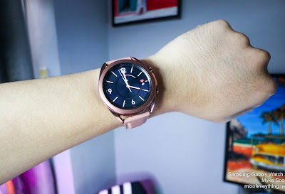 [Review] Samsung Galaxy Watch3