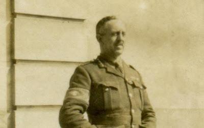 D/DLI 7/1230/4 Hubert HS Morant, c.1918